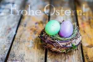 Frohe Ostern alll meinen treuen Kunden und auf weiterhin gute Zusammenarbeit